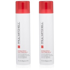 Paul Mitchell 폴미첼 슈퍼클린 헤어 스프레이 315ml x2팩 Flexible Style Super Clean Hairspray
