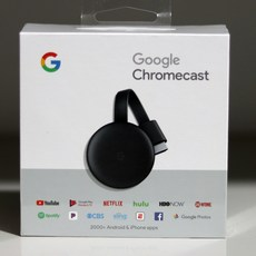 구글 크롬 캐스트 울트라 4k Google Chromecast Ultra 4K Chromecast 3 세대 1080p