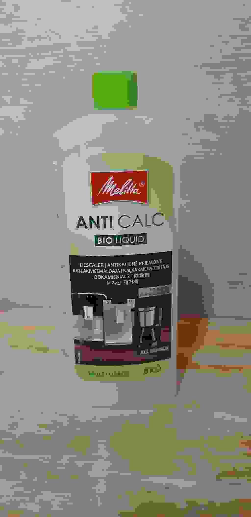 밀리타 안티칼크 커피머신용 석회질 제거제 250ml  리뷰 후기