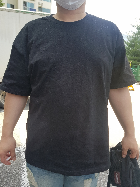 고스트리퍼블릭 남성용 쿨 에어링 슬라브 반팔티셔츠 T3154 리뷰 후기