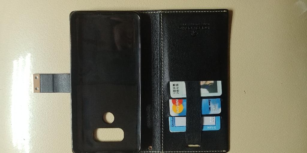 폰메이트 지갑형 심플한 감성 카드수납 고급 다이어리 스탠딩 기능 색상 4종  리뷰 후기