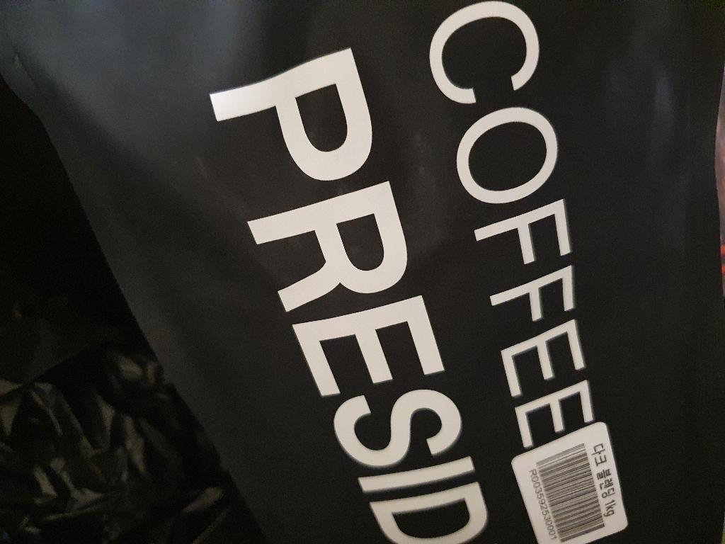 커피대통령 에스프레소 다크 블렌딩 원두커피