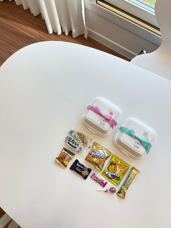 어린이집 생일답례품 생일선물 유치원 간식선물세트  리뷰 후기