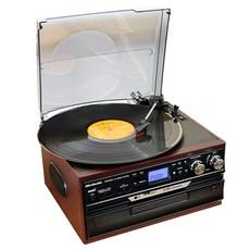 사운드룩 CD/LP 라디오 턴테이블 SLT-3080