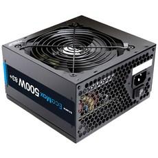 잘만 PC파워 EcoMax 500W 83+ ZM500-PE