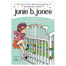 Junie B. Jones #2: Junie B. Jones and a Little Monkey Business Paperback