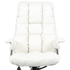 의자명가 뉴타이탄2 일반좌판 중역의자, 아이보리화이트