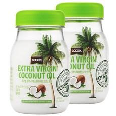 코코엘 오가닉 엑스트라버진 코코넛오일