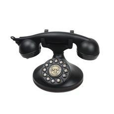 1970 빈티지 블랙 전화기, NS-1970