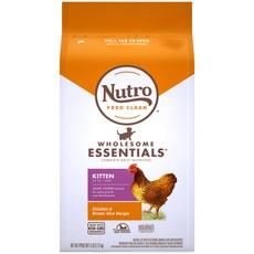 뉴트로 캣 1세 이하 오리지널 닭고기와 현미 건식사료, 2.27kg, 1개