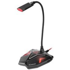 앱코 HACKER 게이밍 스탠드 USB 마이크 MP300