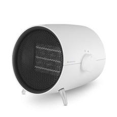퓨어코치 PTC 세라믹 전기 미니온풍기, 화이트, CH1000W