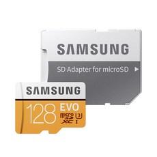삼성전자 EVO 마이크로SD 메모리카드 MB-MP128HA/KR, 128GB