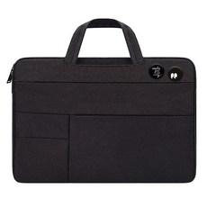 디스트 젤리코코 노트북 가방 + 핀버튼 2종 세트, 파우치(블랙), 핀버튼(A, B)