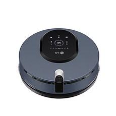 LG전자 코드제로 씽큐 물걸레 로봇청소기, M970I(아이언그레이)