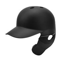 18.44 우타용 야구 헬멧 검투사, 블랙