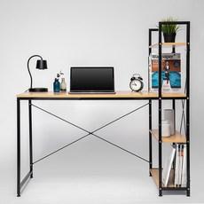 코멧 컴퓨터 책상 1260, 블랙