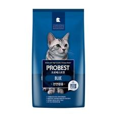 프로베스트 캣 블루 사료, 1개, 7.5kg