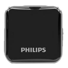 필립스 MP3 Player SA2208 8GB, 블랙