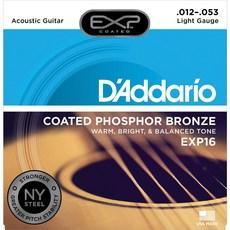 다다리오 EXP16 벌크 012-053 DADDARIO 어쿠스틱 기타줄 통기타줄