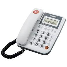 맥슨 MS-372 발신자표시 전화기 유선전화기