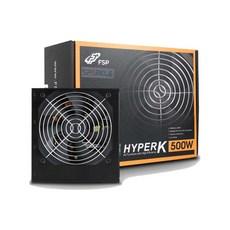 FSP HYPER K 500W 80PLUS Standard 230V EU 컴퓨터파워