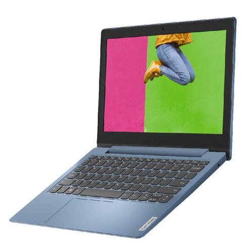 레노버 아이디어패드 Ice Blue 노트북 S150-11 81VT (Intel Celeron N4020 29.5cm WIN10 Home S)