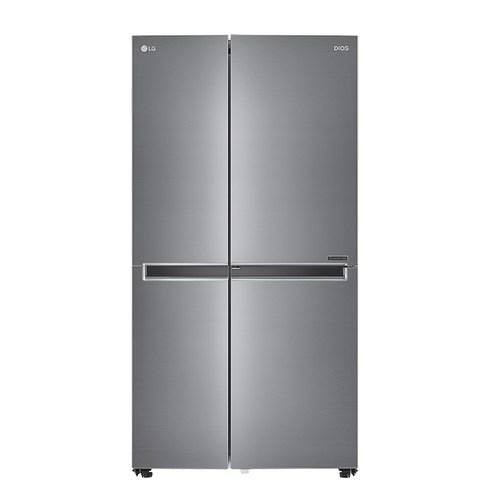 LG전자 디오스 양문형 냉장고 S833S30 821L 방문설치
