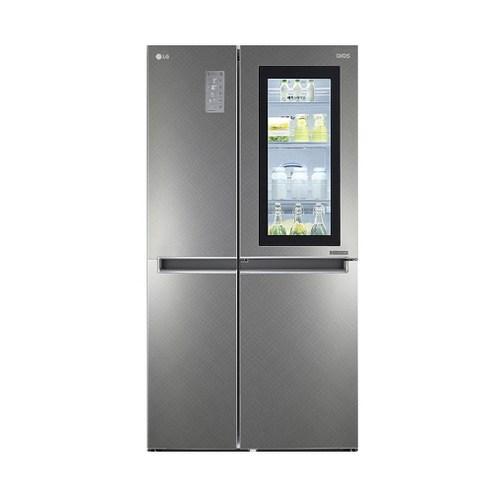 LG 디오스 양문형냉장고 S831SN75